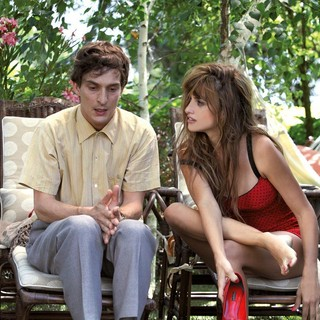 Flavio Parenti stars as Michelangelo and Penelope Cruz stars as Anna in Sony Pictures Classics' To Rome with Love (2012)