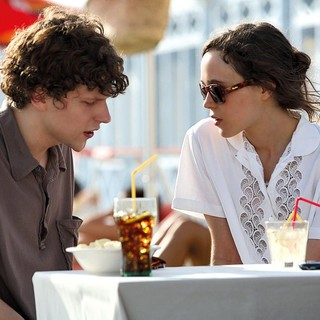 Jesse Eisenberg stars as Jack and Ellen Page stars as Monica in Sony Pictures Classics' To Rome with Love (2012)