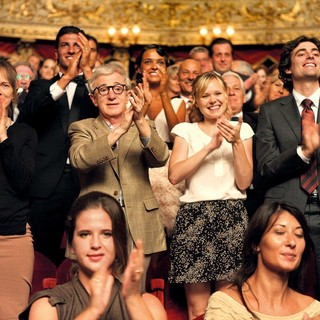 Judy Davis, Woody Allen and Alison Pill in Sony Pictures Classics' To Rome with Love (2012)