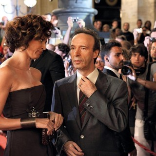 Roberto Benigni stars as Leopoldo in Sony Pictures Classics' To Rome with Love (2012)
