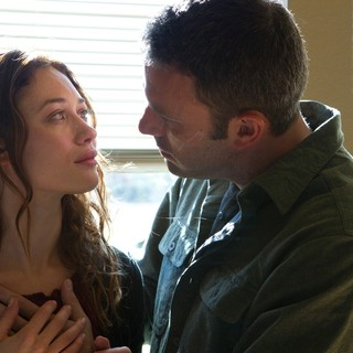Olga Kurylenko stars as Marina and Ben Affleck stars as Neil in Magnolia Pictures' To the Wonder (2013) - to-the-wonder-image09