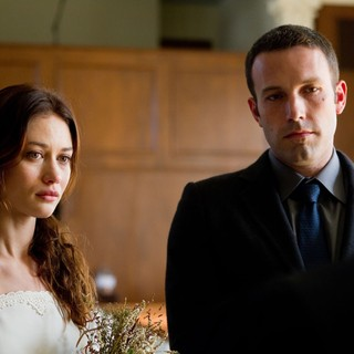 Olga Kurylenko stars as Marina and Ben Affleck stars as Neil in Magnolia Pictures' To the Wonder (2013) - to-the-wonder-picture10