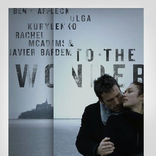 Poster of Magnolia Pictures' To the Wonder (2013) - to-the-wonder-poster04