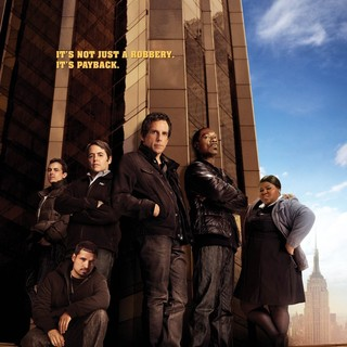 Poster of Universal Pictures' Tower Heist (2011)