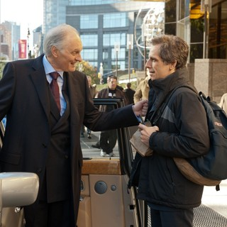 Alan Alda stars as Arthur Shaw and Ben Stiller stars as Josh Kovacs in Universal Pictures' Tower Heist (2011)
