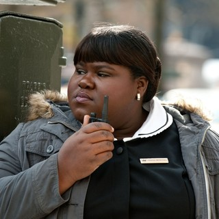 Gabourey Sidibe stars as Odessa Montero in Universal Pictures' Tower Heist (2011)
