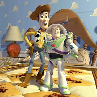 A scene from Walt Disney Pictures' Toy Story 3 (2010)