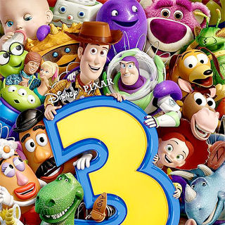 Toy Story 3 - Poster of Walt Disney Pictures' Toy Story 3 (2010)