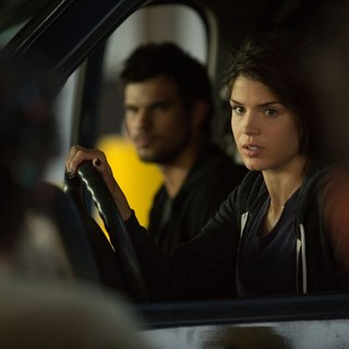 Marie Avgeropoulos stars as Nikki in Saban Films' Tracers (2015)
