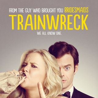 Poster of Universal Pictures' Trainwreck (2015)