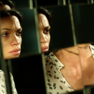 Rosario Dawson stars as Elizabeth in Fox Searchlight Pictures' Trance (2013)
