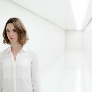 Transcendence - Rebecca Hall stars as Evelyn Caster in Warner Bros. Pictures' Transcendence (2014)