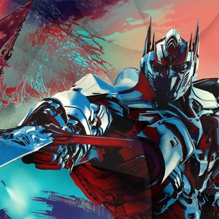Transformers: The Last Knight - Poster of Paramount Pictures' Transformers: The Last Knight (2017)