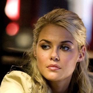 Rachael Taylor as Maggie in DreamWorks' Transformers (2007)