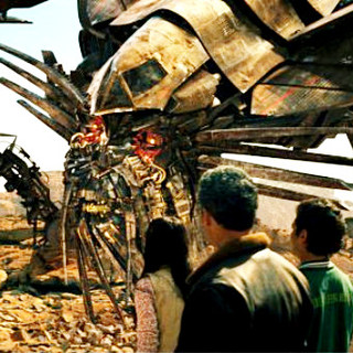 Transformers: Revenge of the Fallen - Shia LaBeouf, Megan Fox, John Turturro and Ramon Rodriguez in DreamWorks SKG's Transformers: Revenge of the Fallen (2009)