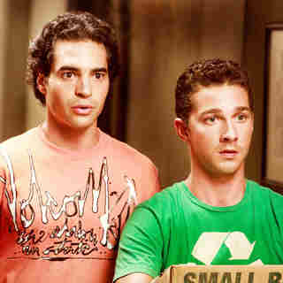 Ramon Rodriguez stars as Leo and Shia LaBeouf stars as Sam Witwicky in DreamWorks SKG's Transformers: Revenge of the Fallen (2009) - transformers_rotf91
