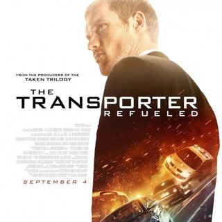 Poster of EuropaCorp USA's The Transporter Refueled (2015) - transporter-refueled-pstr02