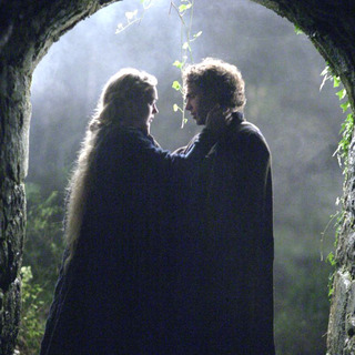 James Franco and Sophia Myles as Tristan and Isolde in The 20th Century Fox's Tristan & Isolde (2006) - tristan_and_isolde_03