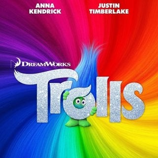 Poster of DreamWorks Pictures' Trolls (2016)