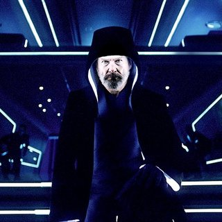 Jeff Bridges stars as Kevin Flynn in Walt Disney Pictures' Tron Legacy (2010)