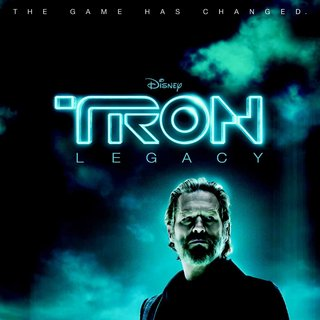 Poster of Walt Disney Pictures' Tron Legacy (2010)