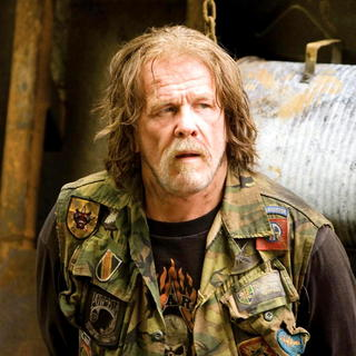 Nick Nolte stars as Four Leaf Tayback in DreamWorks Pictures' Tropic Thunder (2008) - tropic_thunder24