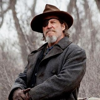 True Grit - Jeff Bridges stars as Rooster Cogburn in Paramount Pictures' True Grit (2010)
