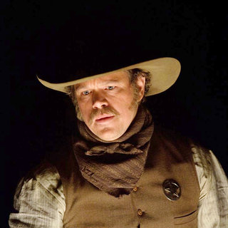 True Grit - Matt Damon stars as LeBoeuf in Paramount Pictures' True Grit (2010)