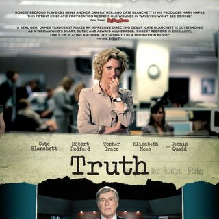 Truth - Poster of Sony Pictures Classics' Truth (2015)