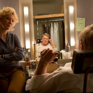 Truth - Cate Blanchett stars as Mary Mapes and Robert Redford stars as Dan Rather in Sony Pictures Classics' Truth (2015)