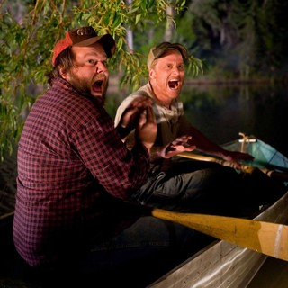 Tyler Labine stars as Dale and Alan Tudyk stars as Tucker in Magnolia Pictures' Tucker & Dale vs Evil (2011) - tucker-and-dale-vs-evil-pic01