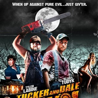 Poster of Magnolia Pictures' Tucker & Dale vs Evil (2011) - tucker-and-dale-vs-evil-pstr02