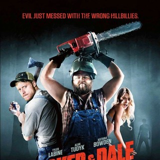 Poster of Magnolia Pictures' Tucker & Dale vs Evil (2011) - tucker-and-dale-vs-evil-pstr03