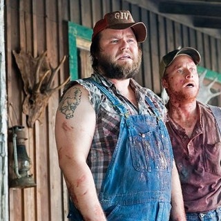 Tyler Labine stars as Dale and Alan Tudyk stars as Tucker in Magnolia Pictures' Tucker & Dale vs Evil (2011) - tucker-and-dale-vs-evil04