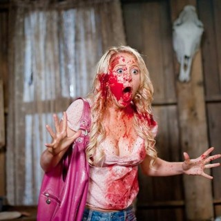 Chelan Simmons stars as Chloe in Magnolia Pictures' Tucker & Dale vs Evil (2011)