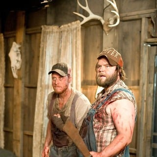 Alan Tudyk stars as Tucker and Tyler Labine stars as Dale in Magnolia Pictures' Tucker & Dale vs Evil (2011) - tucker-and-dale-vs-evil06