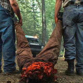 A scene from Magnolia Pictures' Tucker & Dale vs Evil (2011)