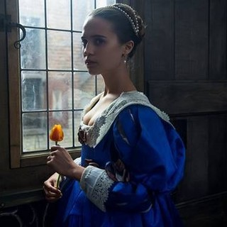Tulip Fever - Alicia Vikander stars as Sophia in The Weinstein Company's Tulip Fever (2017)