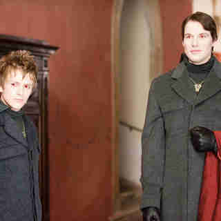 Twilight Saga's New Moon, The - Charlie Bewley stars as Demetri and Daniel Cudmore stars as Felix in Summit Entertainment's The Twilight Saga's New Moon (2009)