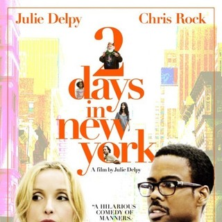 Poster of Magnolia Pictures' 2 Days in New York (2012) - two-days-in-new-york-poster02