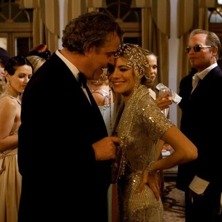 Danny Huston stars as Jack Hussar Sr. and Sienna Miller stars as Diana in Breaking Glass Pictures' Two Jacks (2013) - two-jacks05