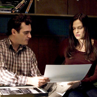 Joaquin Phoenix stars as Leonard Kraditor and Vinessa Shaw stars as Sandra Cohen in Magnolia Pictures' Two Lovers (2009) - two_lovers08