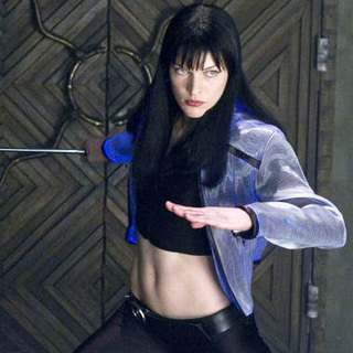 Milla Jovovich as Violet in Screen Gems' Ultravoliet (2006) - ultraviolet14