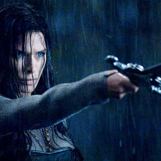 Rhona Mitra stars as Sonja in Screen Gems' Underworld: Rise of the Lycans (2009). Photo credit by Ken George.