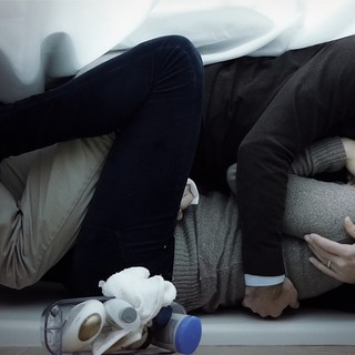 Shane Carruth stars as Jeff and Amy Seimetz stars as Kris in ERBP's Upstream Color (2013)