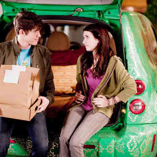 Carter Jenkins stars as Alex O'Bannon and Emma Roberts stars as Grace Smart in New Line Cinema's Valentine's Day (2010) - valentine_s_day39