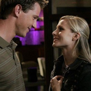Veronica Mars - Jason Dohring stars as Logan Echolls and Kristen Bell stars as Veronica Mars in Warner Bros. Pictures' Veronica Mars (2014)