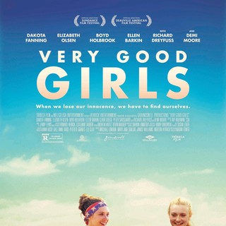 Poster of Tribeca Film's Very Good Girls (2014)