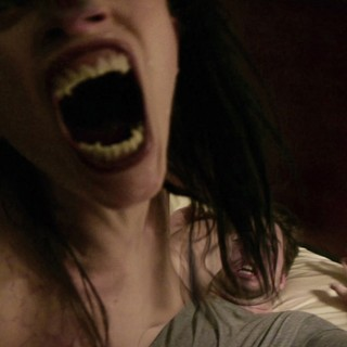 Hannah Fierman stars as Lily in Magnolia Pictures' V/H/S (2012)