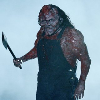 A scene from Dark Sky Films' Victor Crowley (2018)